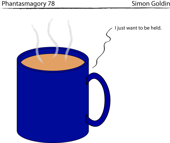Phantasmagory 78 – Sad Coffee
